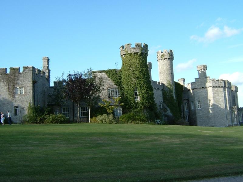 Wales, Warner's, Bodelwydan, Portmerion and Snowdon Dscf0111