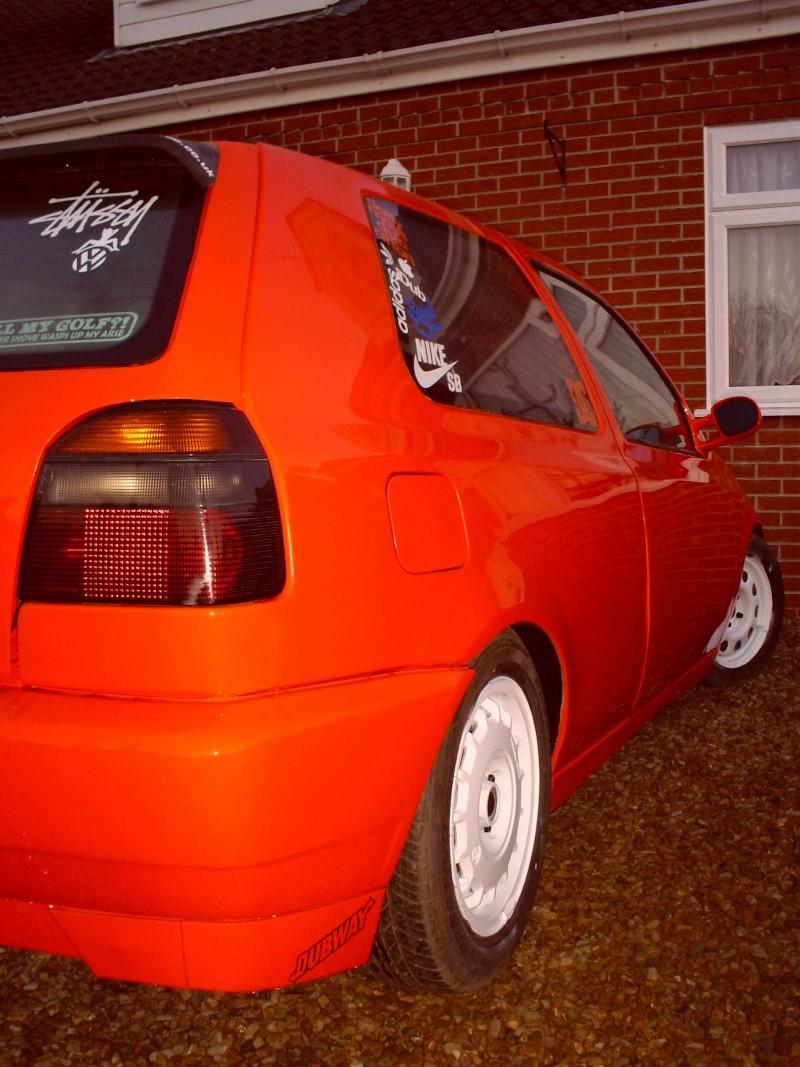 Sean's Mk3 - Smooth and Orange S5030215