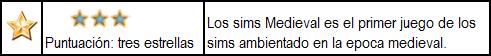 """Análisis del juego: """"Los sims medieval"""" Review12"""