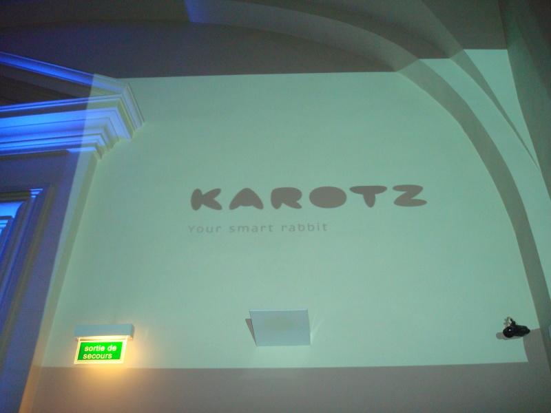 Karotz au Musée des Arts et Métiers Dsc05018