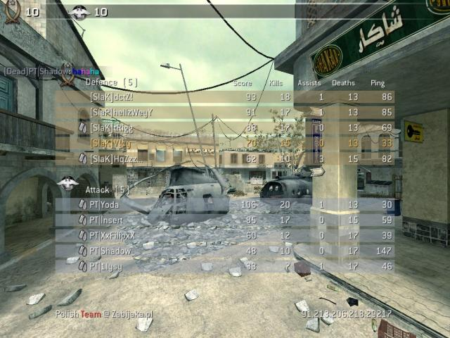 [SlaK] vs PT|  25/03 - 2011 Crash10