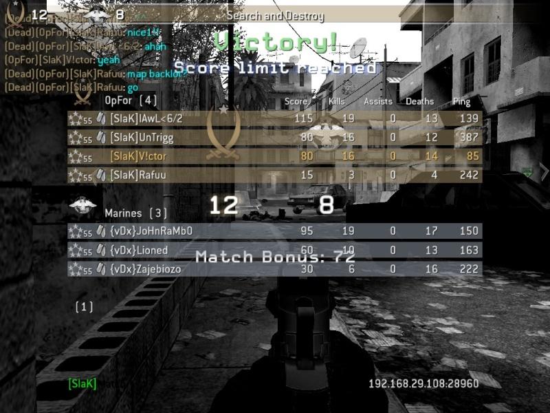 [SlaK] vs {vDx} 28/11 - 2010 [WIN] Shot0010