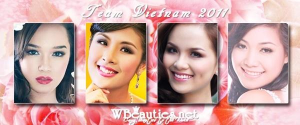 Team Vietnam 2011 đã được xác định! Good News for Vietnam Teamvn10