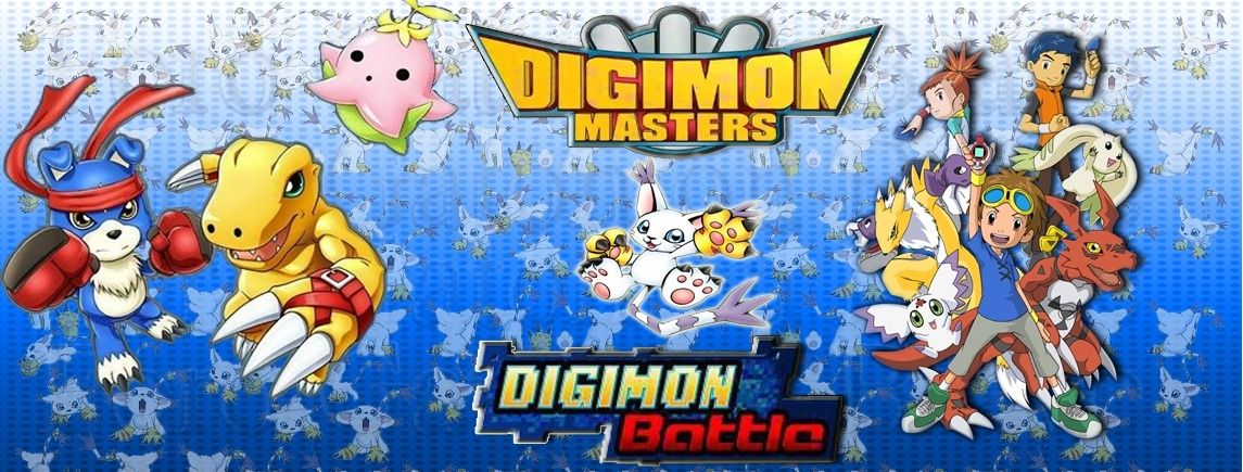 Digimon Battle y Master