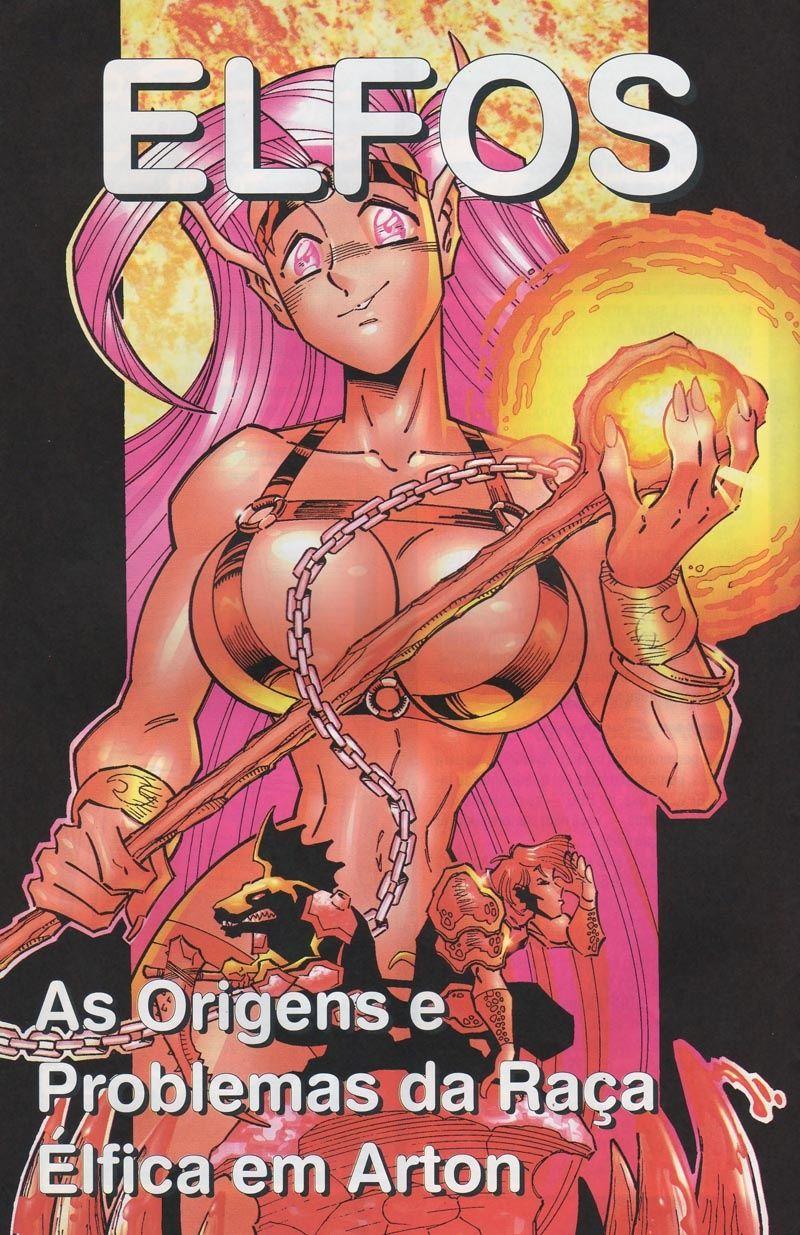 Holy Avenger - cap 02 - A Maior maga do Mundo Pag_2410