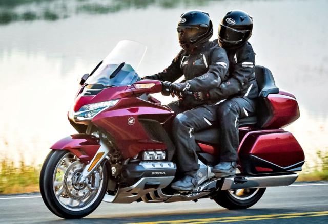 Honda GL 1800 GOLDWING 2021 Captur62