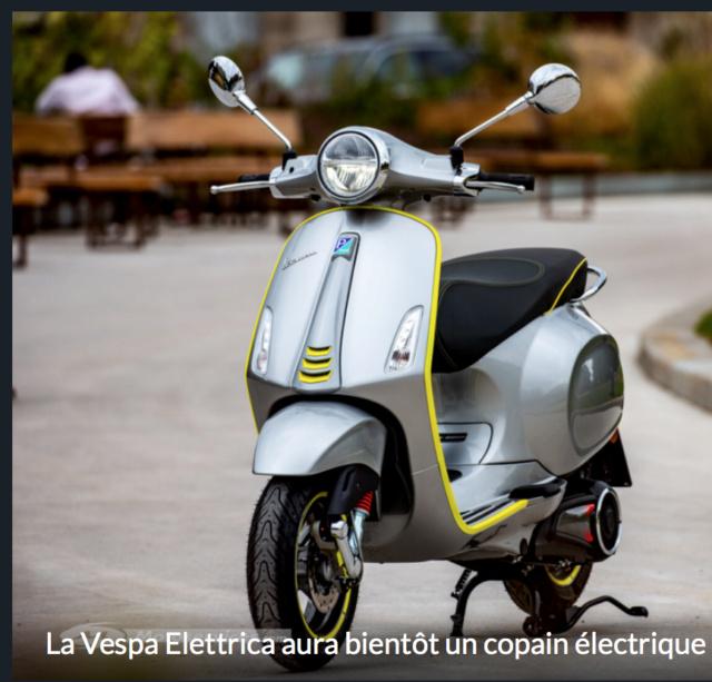 Bientôt un scooter électrique Piaggio abordable ! Captur65