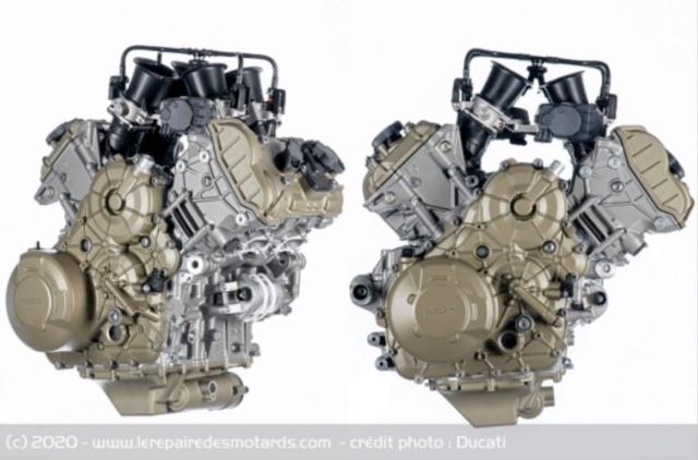 Ducati dévoile le V4 Granturismo Img_0723