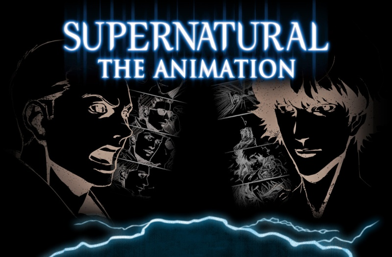 SUPERNATURAL - The Animation Supern10