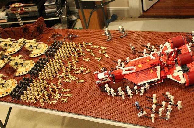 Les créations LEGO sur le NET Geonos10