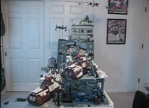 Les créations LEGO sur le NET Nova10