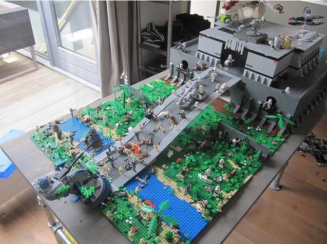 Les créations LEGO sur le NET Tmm310
