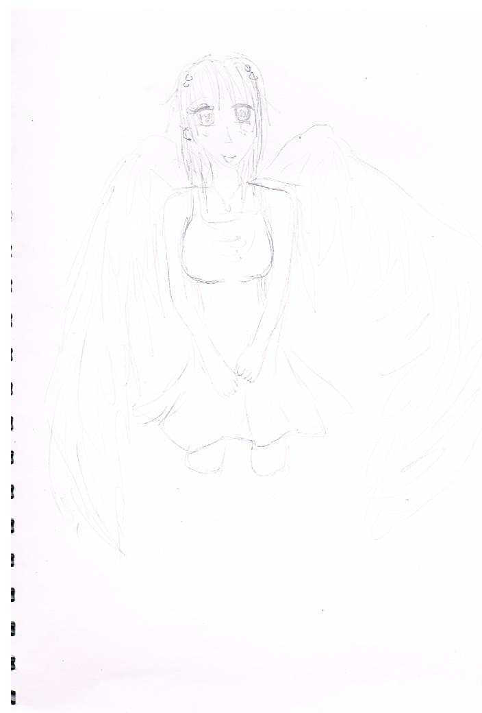 Calling for Critics~ Jizzoka's Art~ Angel10