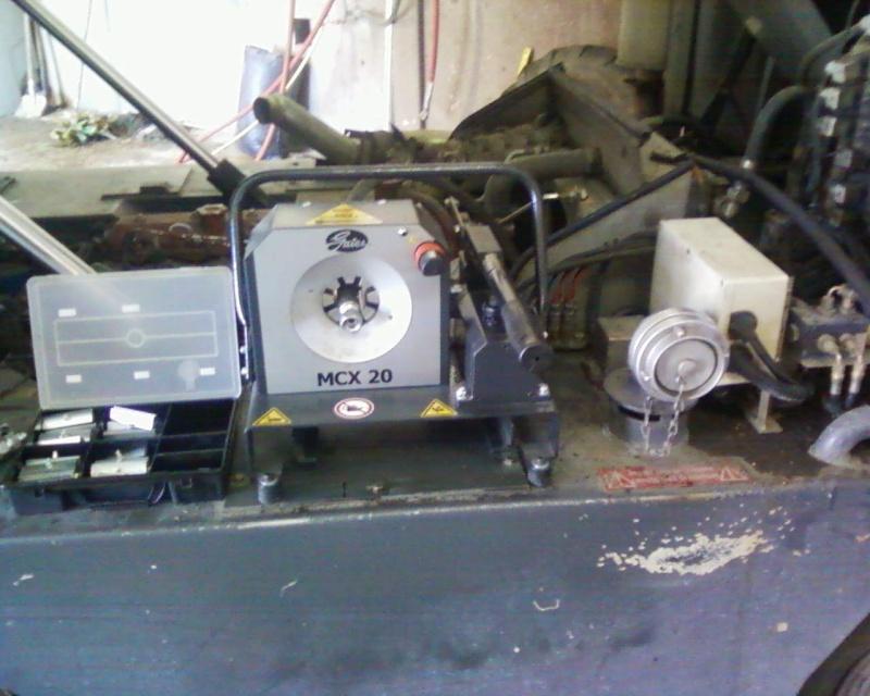 Unité transportable de sertissage des flexibles hydrauliques Photos21