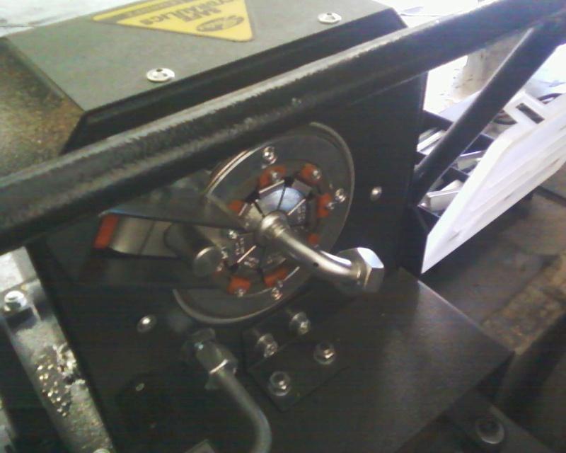 Unité transportable de sertissage des flexibles hydrauliques Photos23