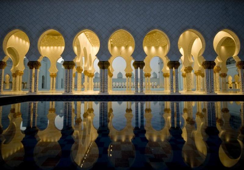 Sheikh Zayed Grand Mosque, Abu-Dhabi  - Page 4 12519610