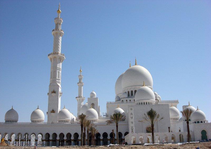 Sheikh Zayed Grand Mosque, Abu-Dhabi  - Page 2 23775010