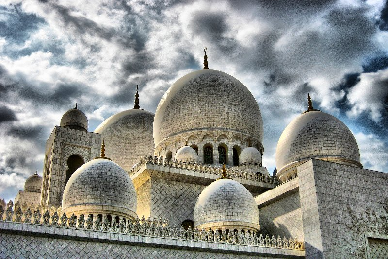 Sheikh Zayed Grand Mosque, Abu-Dhabi  24197810
