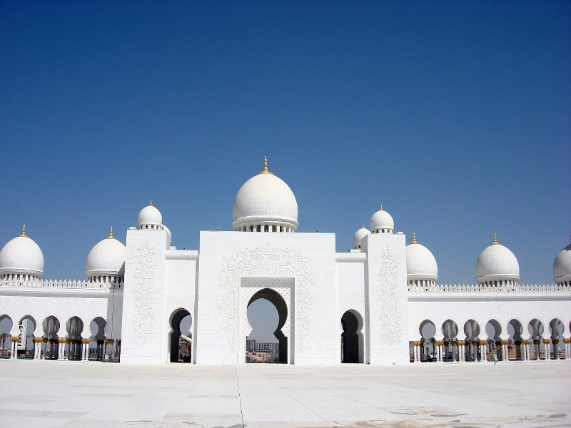 Sheikh Zayed Grand Mosque, Abu-Dhabi  - Page 2 24306910