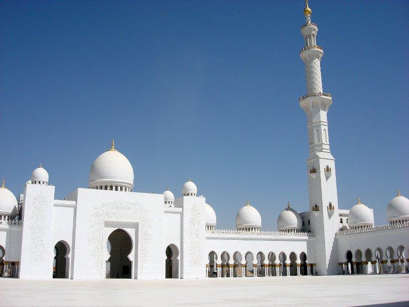 Sheikh Zayed Grand Mosque, Abu-Dhabi  - Page 2 24487310
