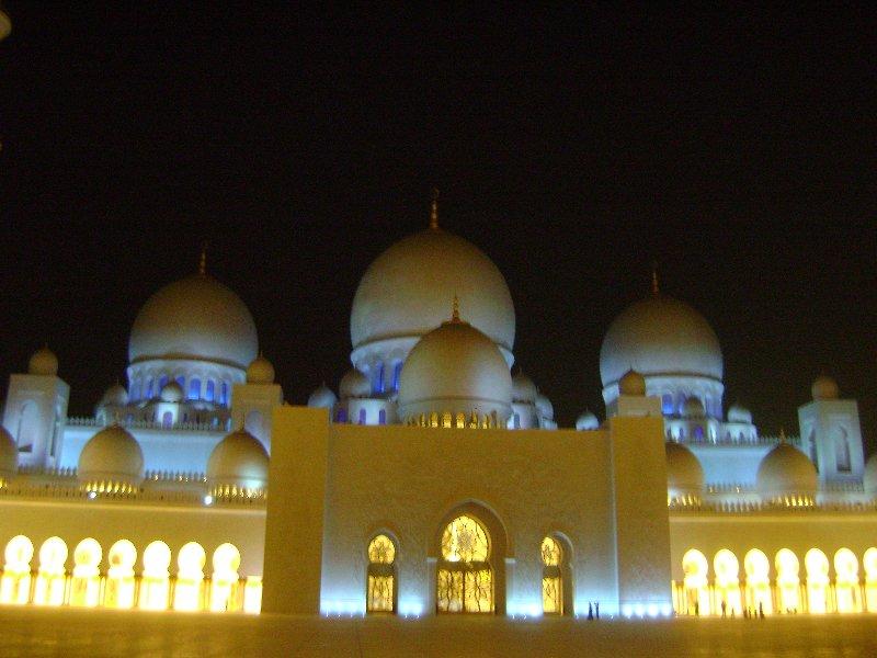 Sheikh Zayed Grand Mosque, Abu-Dhabi  25236510