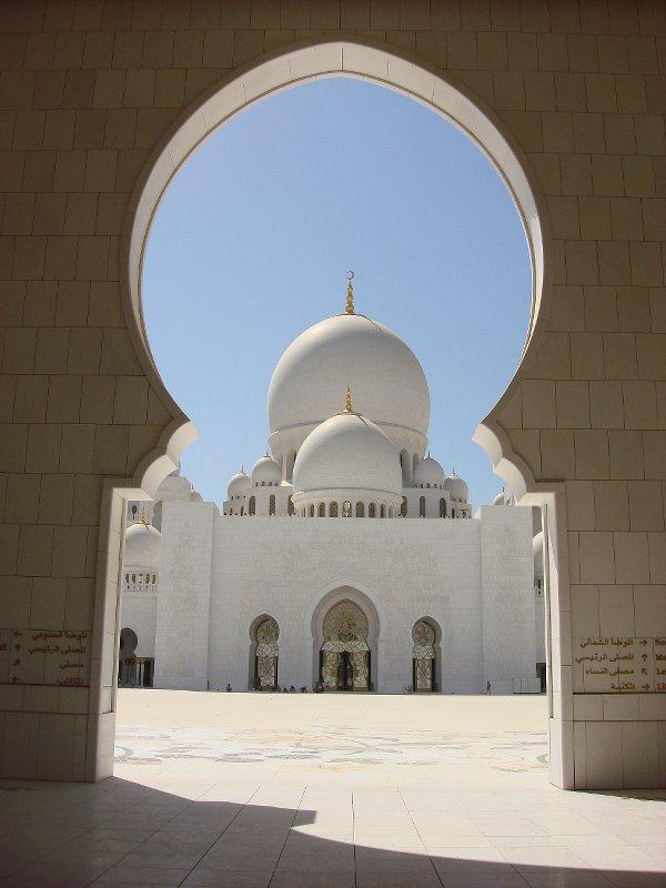 Sheikh Zayed Grand Mosque, Abu-Dhabi  - Page 2 26470110