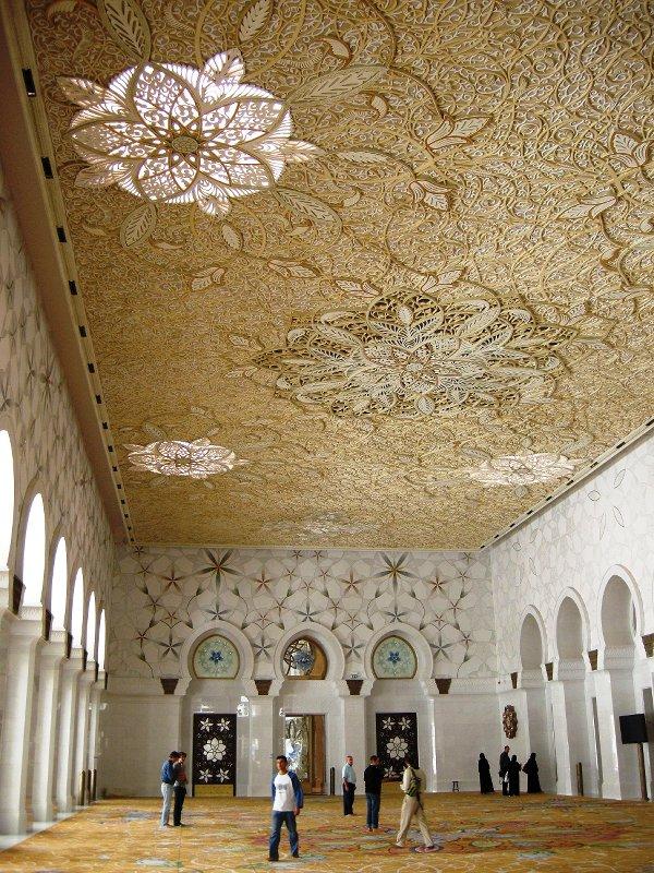Sheikh Zayed Grand Mosque, Abu-Dhabi  - Page 2 26554011