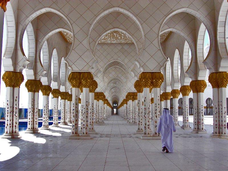Sheikh Zayed Grand Mosque, Abu-Dhabi  28035810