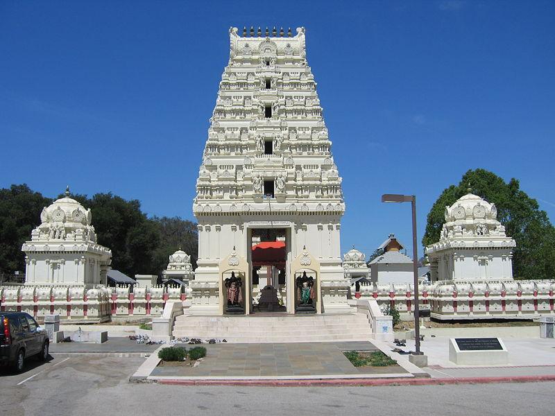 Sri Venkateswara, Malibu Hindu Temple 800px-10