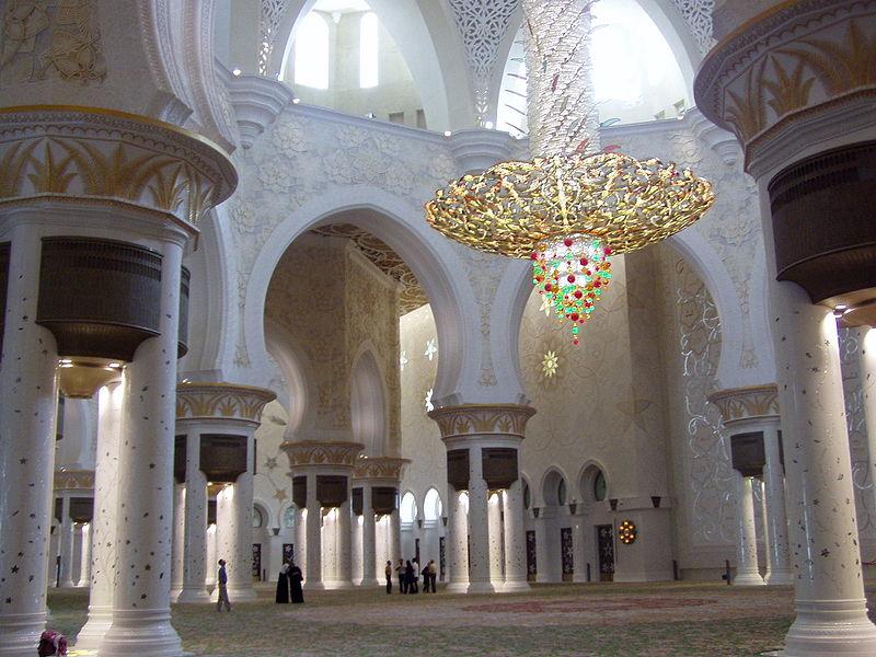 Sheikh Zayed Grand Mosque, Abu-Dhabi  - Page 4 800px-11