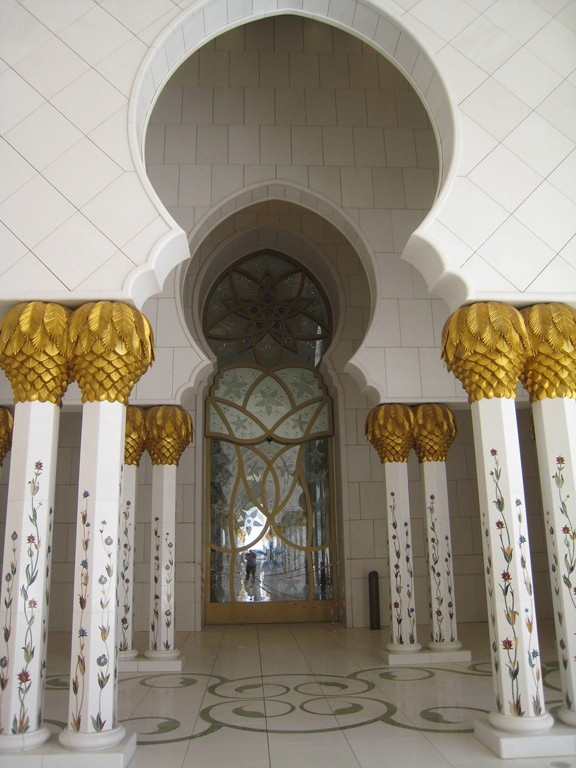 Sheikh Zayed Grand Mosque, Abu-Dhabi  - Page 4 Img_4810