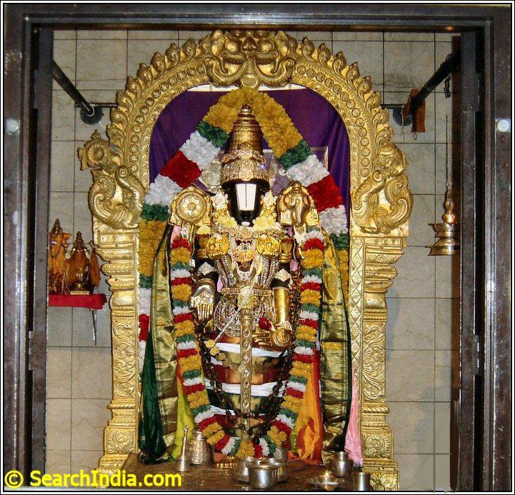 Sri Venkateswara, Malibu Hindu Temple Maliba10