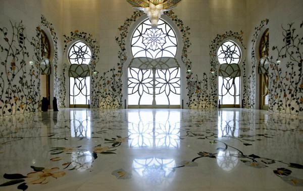 Sheikh Zayed Grand Mosque, Abu-Dhabi  - Page 4 Svmosq10