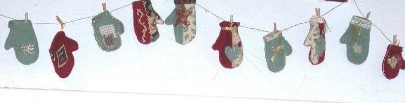 Décoration de Noël du gite Captur25