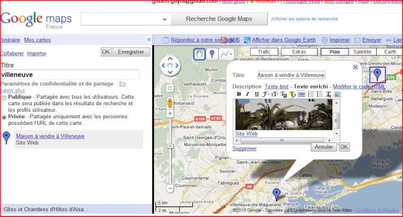 Mettre une Google Map sur son site Copie-11