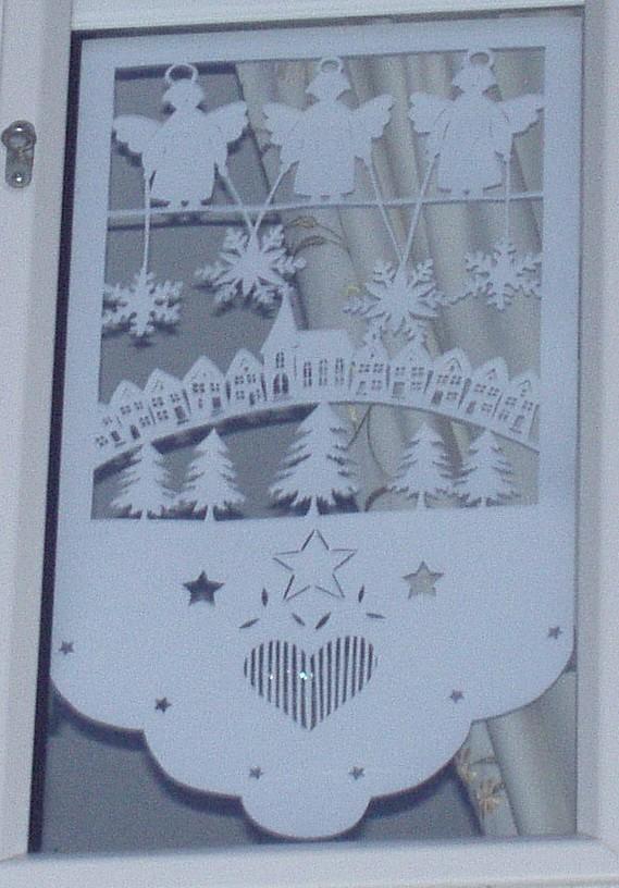 Décoration de Noël du gite Deco_f17