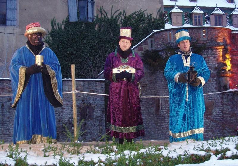 """Les sentiers de Noël à Osthouse ou """"Mei au pays des merveilles"""" Osthou11"""