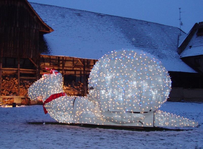 """Les sentiers de Noël à Osthouse ou """"Mei au pays des merveilles"""" Osthou16"""