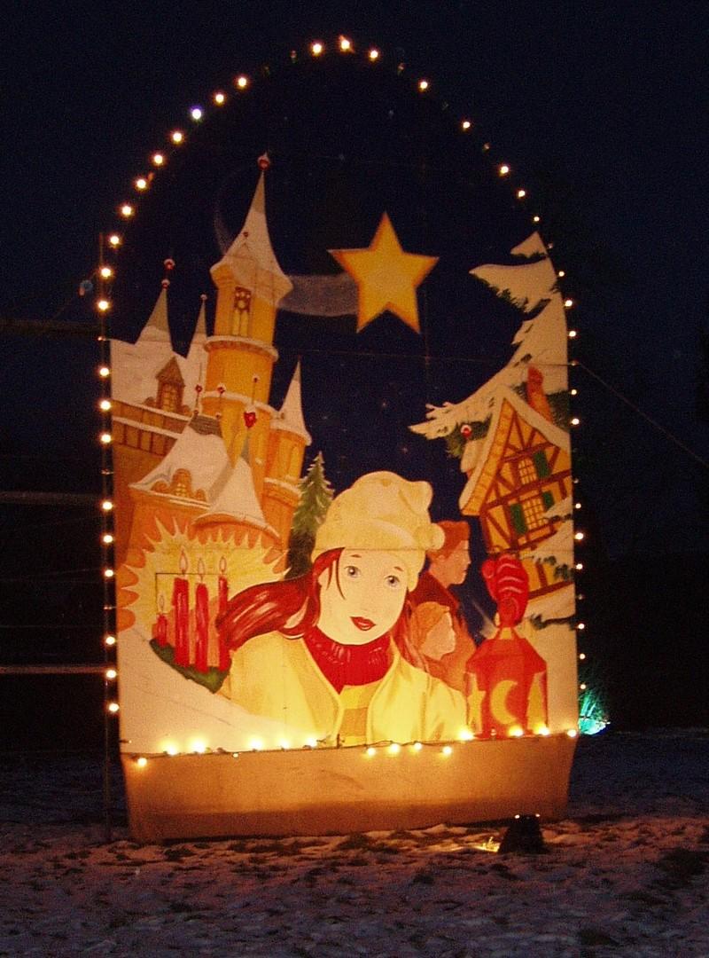 """Les sentiers de Noël à Osthouse ou """"Mei au pays des merveilles"""" Osthou19"""