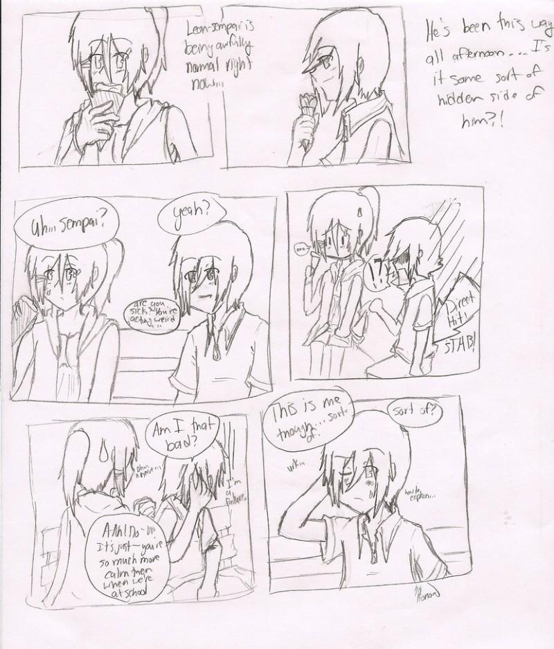 Hurrah For Konaxookami's Mai-Series and yuri-Art!  Leonsd10