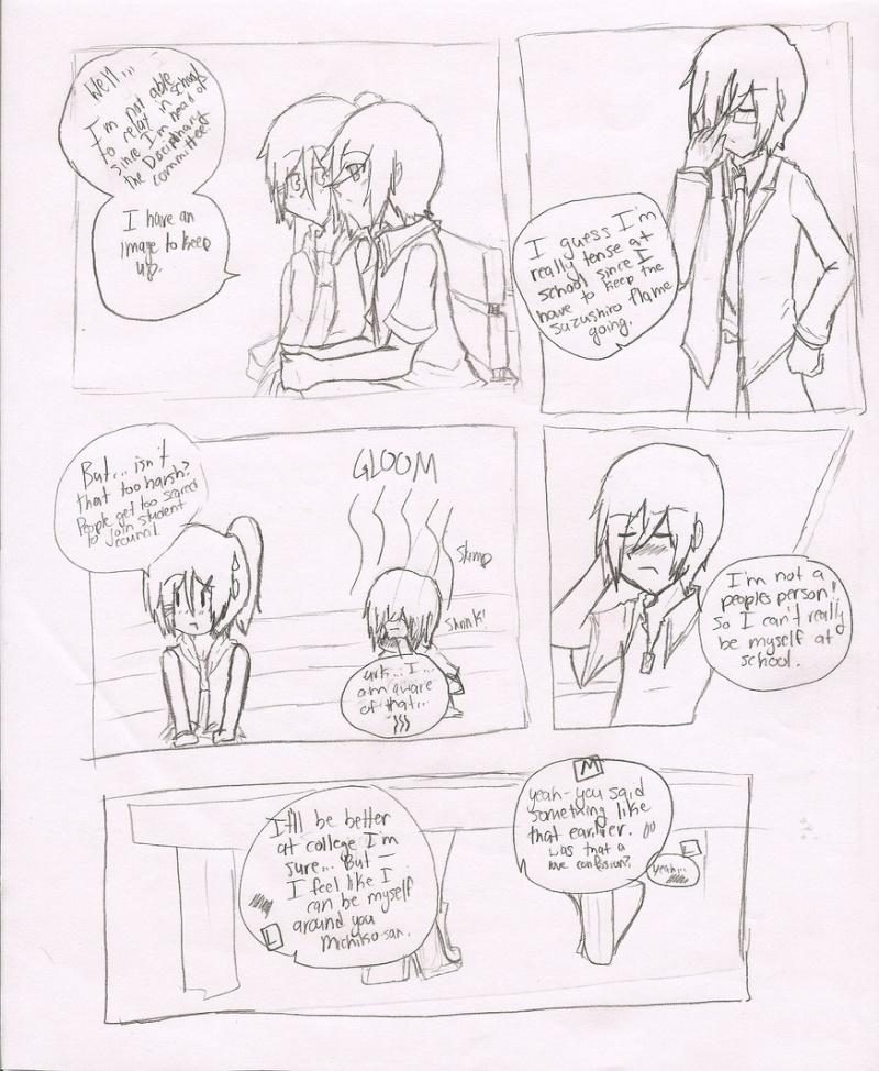 Hurrah For Konaxookami's Mai-Series and yuri-Art!  Leonsd11
