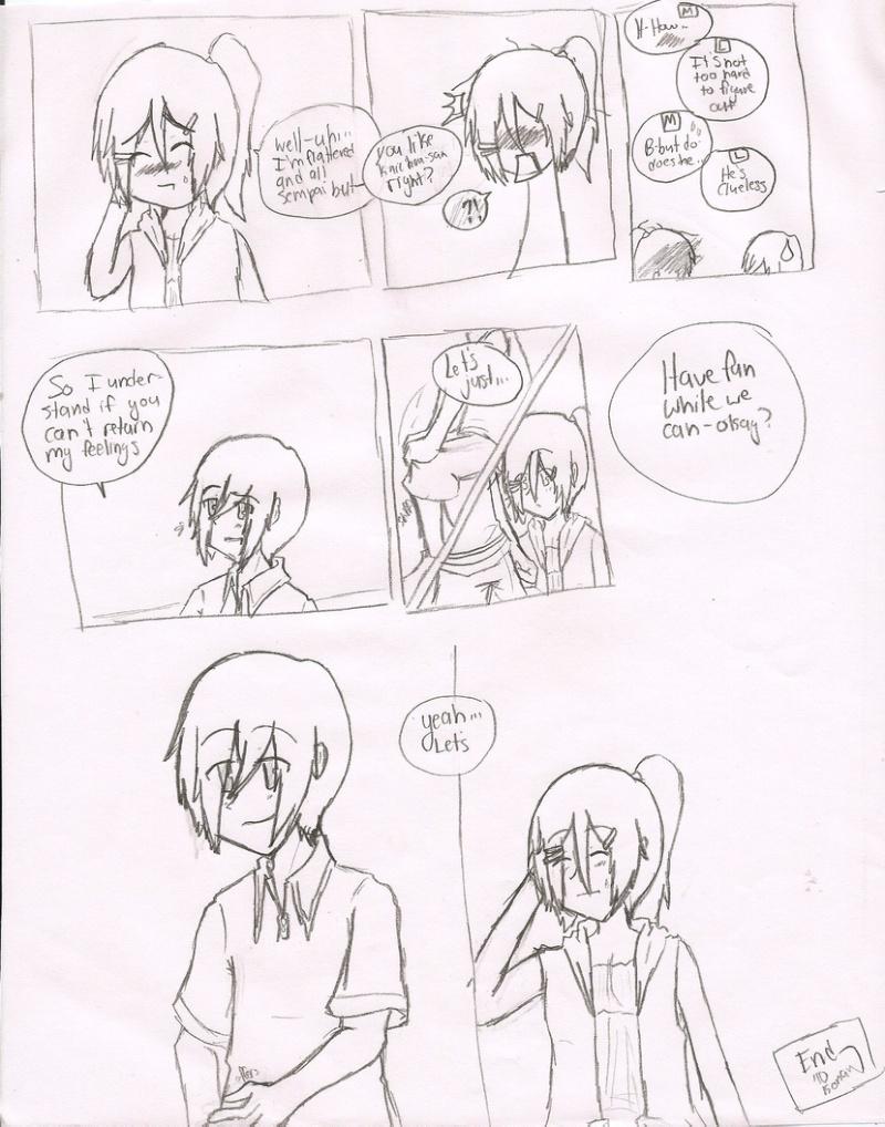 Hurrah For Konaxookami's Mai-Series and yuri-Art!  Leonsd12