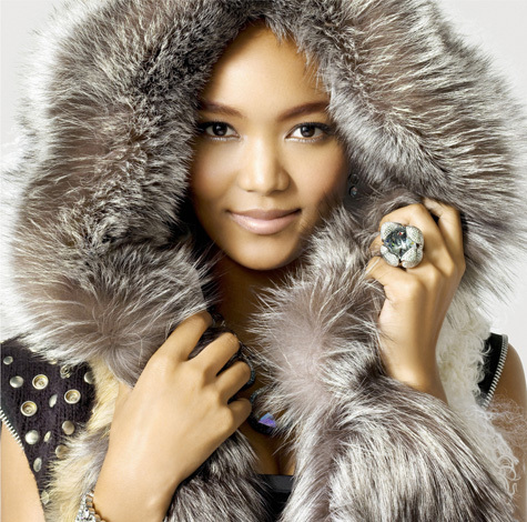 Crystal Kay - FOREVER (Single) 06.06.2012 Spin_t10