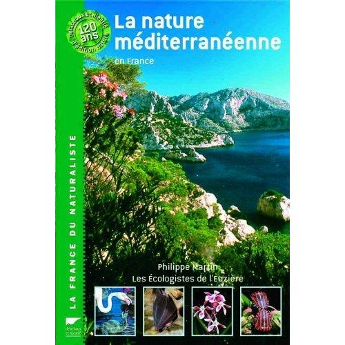 "Livre ""La nature méditerrannéenne"" 51trua10"