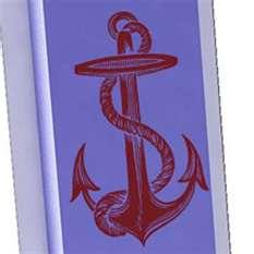 Recherche l'image d'un ancre marine Em810