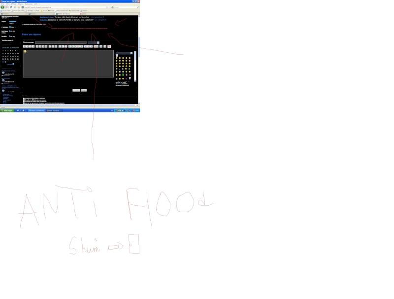 Vos screen Skype / Forum !  Sans11