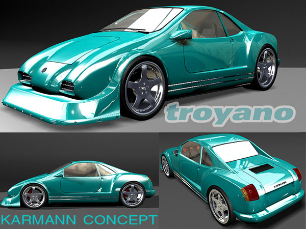 concept car Karman10