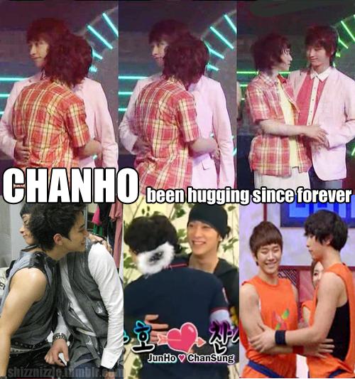ChanHo [Chansung x Junho] Tumblr10
