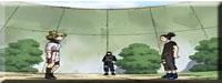 Naruto Aventuras: Coliseo