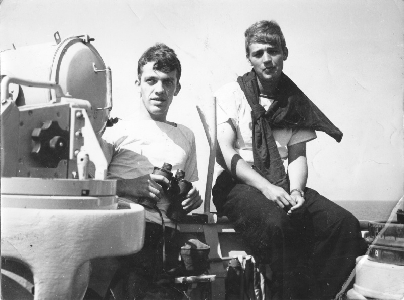 signaleur-codeur en 1966 Oublia10